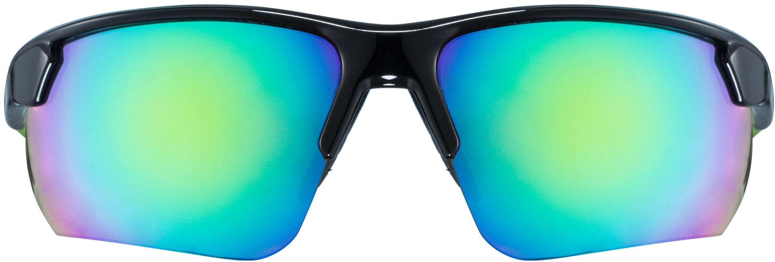 5a958095c5dfd UVEX Sportstyle 221 - Lunettes cyclisme - vert noir - Boutique de ...